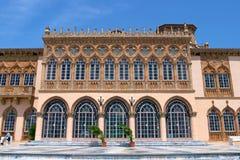 Estilo veneciano Palazzo foto de archivo