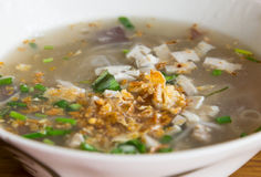 Estilo vietnamiano do macarronete do alimento Fotografia de Stock Royalty Free
