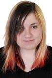 Estilos de cabelo Foto de Stock