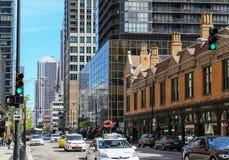 Estilos de Chicago Foto de Stock
