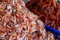 Estiramento dos camarões Imagens de Stock