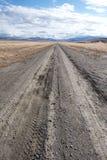 estiramentos da fuga 4x4 adiante, nanowatt Nevada Fotografia de Stock Royalty Free