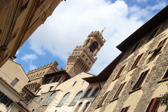 Estiramiento particular de Florencia imagen de archivo