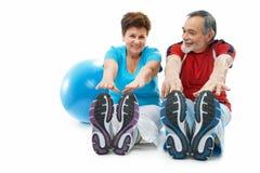 Estirar ejercicio