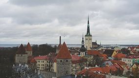 Estland Tallinn arkivfilmer