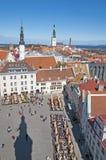 Estland. Tallinn royalty-vrije stock afbeeldingen