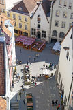 Estland. Tallinn stock foto