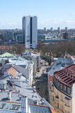 Estland. Tallinn royalty-vrije stock foto's