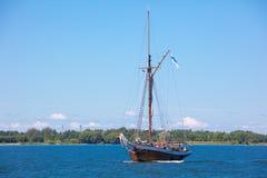 Estland tallinn 15.-18. Juli 2017: Tallinn-Seetage Lizenzfreies Stockfoto