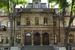Estnische Akademie von Wissenschaften stockbilder