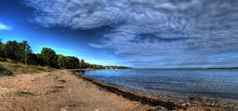 Estnische wilde Natur. Lizenzfreie Stockfotos