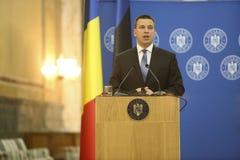 Estnischer Premierminister Juri Ratas Stockfoto
