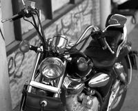 Esto es lo que llamo motocicleta Fotos de archivo