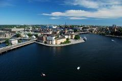Estocolmo Imagen de archivo libre de regalías
