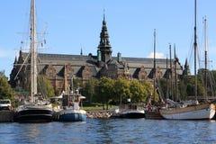 Estocolmo, año 2011 imagen de archivo libre de regalías