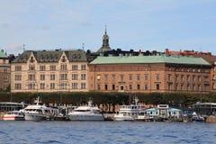 Estocolmo, año 2011 imágenes de archivo libres de regalías