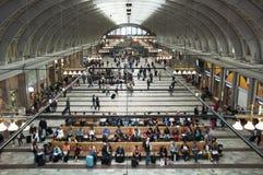 Estocolmo, estación central Imagenes de archivo