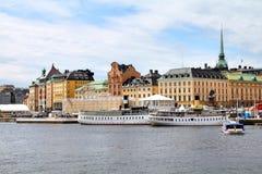 Estocolmo - Gamla Stan Imagenes de archivo