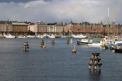 Estocolmo - Suecia fotografía de archivo