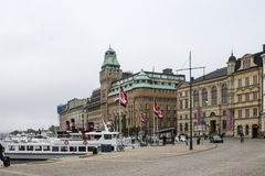 Estocolmo Suecia Fotografía de archivo libre de regalías