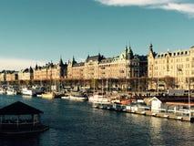 Estocolmo, Suecia Fotografía de archivo libre de regalías