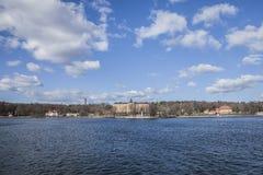 Estocolmo, Suecia; las islas Imagen de archivo