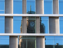 Estocolmo, Suecia. Windows Imágenes de archivo libres de regalías