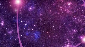 Estojo da constelação (píxide) video estoque