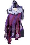 Estola femenina de las lanas felted fotos de archivo libres de regalías