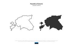 estonia Royaltyfri Foto