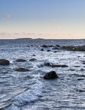 Estonia baltic Tallinn somethere blisko morza Zdjęcie Stock