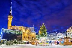 estonia för 2009 jul marknad bild tagna tallinn Royaltyfri Bild