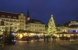 estonia för 2009 jul marknad bild tagna tallinn Royaltyfri Fotografi
