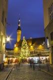 estonia för 2009 jul marknad bild tagna tallinn Royaltyfria Foton