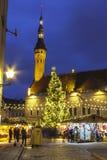 estonia för 2009 jul marknad bild tagna tallinn Fotografering för Bildbyråer