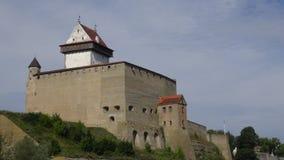 estonia grodowy narva obrazy royalty free