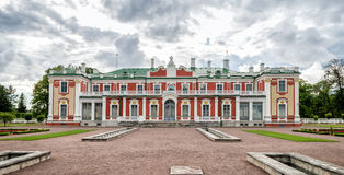 estonia kadriorg pałac Tallinn Zdjęcie Stock
