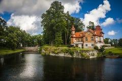 Estonia. Kuressaare (Saaremaa island, Estonia, Europe royalty free stock images