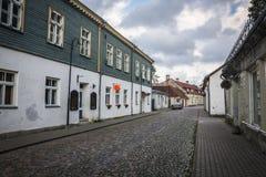 Estonia. Kuressaare (Saaremaa island, Estonia, Europe royalty free stock photo