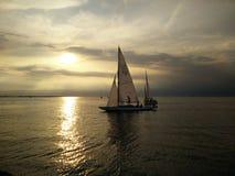 Estonia que navega Fotos de archivo libres de regalías