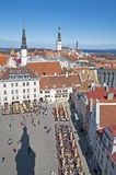 Estonia. Tallinn Royalty Free Stock Images
