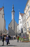 Estonia. Tallinn Royalty Free Stock Photography