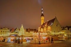 Estonia Tallinn Fotografia Stock