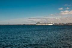 Estonia, Tallinn Maj 04, 2018: Parking mali statki, jachty w Tallinn Ukrywa miasto dni drogi ramenskoye Moscow najbliższa park do obraz stock