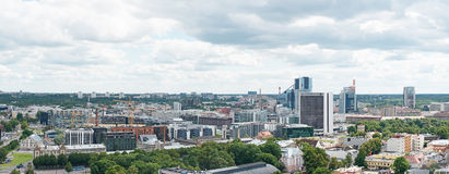 Estonia, Tallinn. Stock Photos