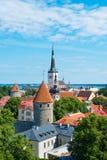 Estonia, Tallinn. Royalty Free Stock Image