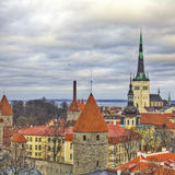 Estonia, Tallinn Royalty Free Stock Photos