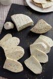 Estonian cheeses Royalty Free Stock Images