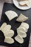 Estonian cheeses Royalty Free Stock Image
