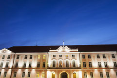 Estonian Parliament in Tallin Royalty Free Stock Photography